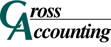 Cross Accounting Logo